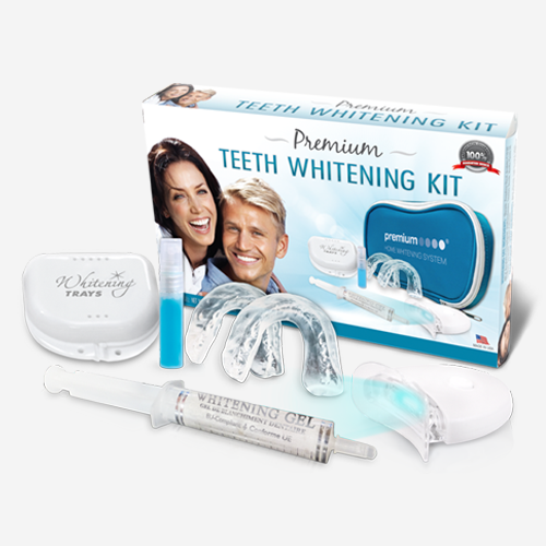 Premium Teeth Whitening Kit